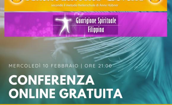 Diretta Facebook su Allineamento Divino e Guarigione Spirituale